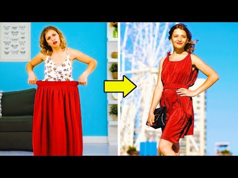 68 SIMPLE CLOTHING TRICKS TO LOOK STUNNING EVERY DAY
