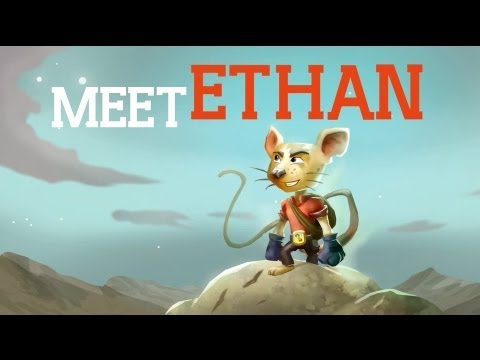 Ethan: Meteor Hunter - Announcement Trailer