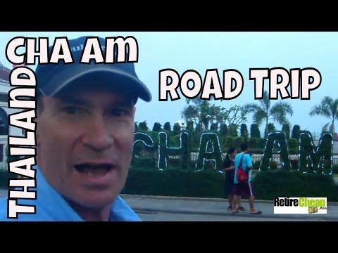 JC's Road Trip - Living the Beach Life -- Cha Am, Thailand Part 1