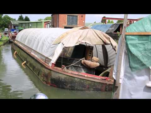 That sinking feeling - Brinklow Boat Services Floating Dry Dock