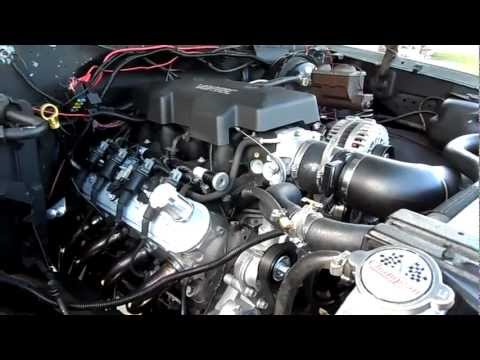 1985 GMC truck LS swap start