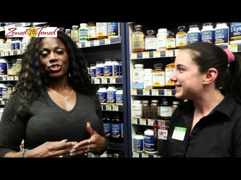 Zoned2BToned: Interviews Kimberly Fruit From Vitamin Shoppe