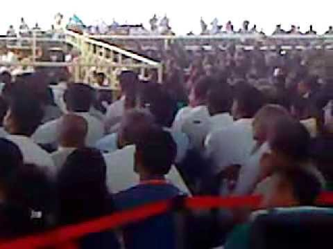 Waves Of Happiness Ad Njanappana Function At Banglore Ashram On 15th Aug 2013 video