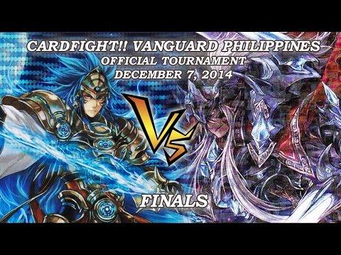 Bluish Flame Liberator Vs Abyss Revenger - Cardfight!! Vanguard Philippines