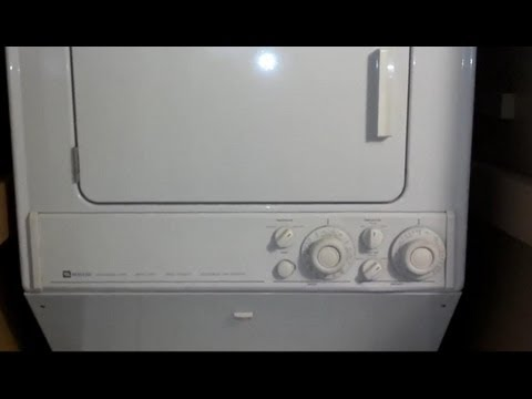 Maytag Dryer Is Noisy While Running - Houshold Repairs