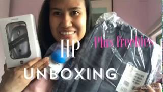 HP LAPTOP UNBOXING ( Good for Editing) Ms Tina G