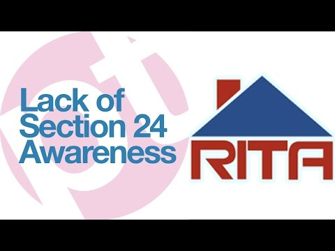 Lack of Section 24 awareness amongst lettings agents