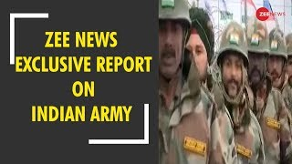 Zee News exclusive report on Indian army from Chebarkul, Russia