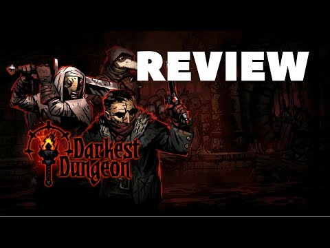 Why Darkest Dungeon is a must own PS4 and PSVita Game
