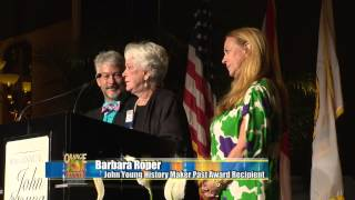 Orange County Update -10th Annual John Young History Maker Celebration