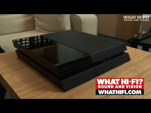 Sony PlayStation 4 preview - whathifi.com