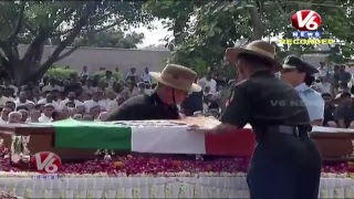 Atal Bihari Vajpayee Final Journey | LIVE