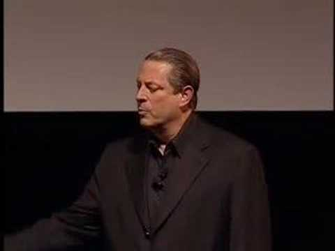 Al Gore speech at Cannes Advertising Festival 1/3