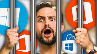Use Office 365, go to JAIL!