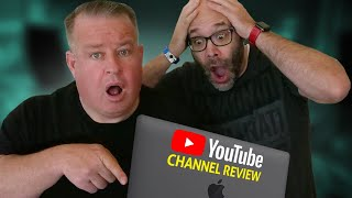 YouTube Experts React to 'The Organized Soprano'   YouTube Channel Review with Nick Nimmin