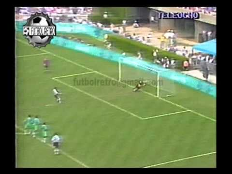 Argentina 2 vs Nigeria 3 final Atlanta 1996  FUTBOL RETRO TV