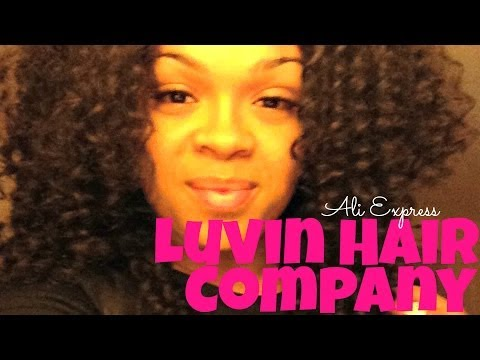 Luvin Hair Company Initial Review/ 1 Week Review