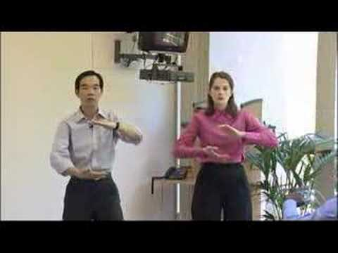 5-minute Tai Chi for Health and Relaxation Part 1 of 2