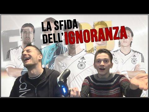 FIFA 15 | Dredde VS Rohn - La Sfida dell' IGNORANZA [ GOAL INCREDIBILI ]