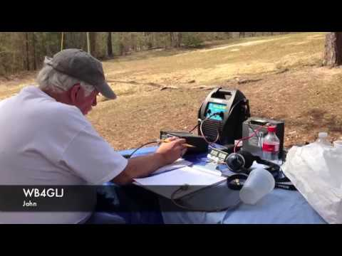 QRP Fun in the Park
