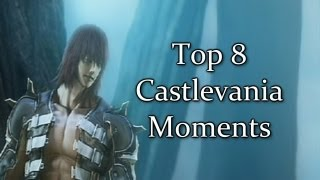 Top 8 Castlevania Moments