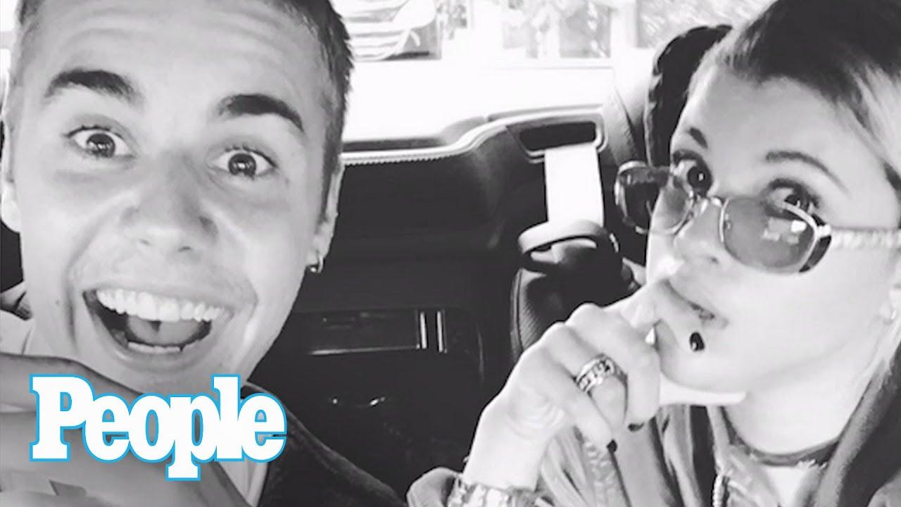 Selena Gomez defends Justin Bieber fans after Sofia Richie backlash | People NOW | People
