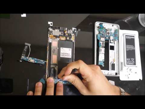 How to Replace the Charger Port on a Samsung Galaxy Note 4