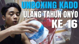 Download lagu The Onsu Family - Unboxing kado Ulang Tahun Onyo ke-16