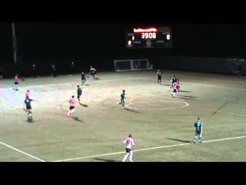 James Wilson Soccer Footage (Herkimer County Community College)