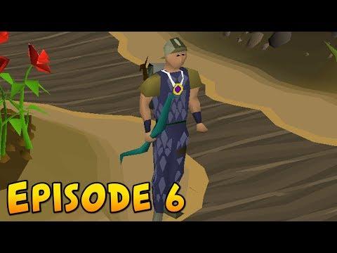 Finally! - Old School Runescape Progress Episode 6