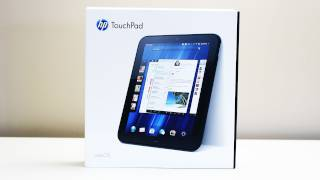 HP TouchPad Unboxing (HD)