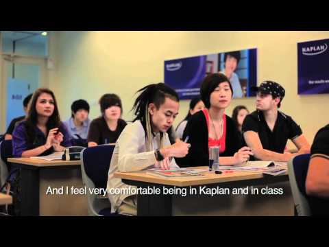 International students on campus life | Kaplan Singapore