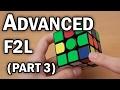 Advanced F2L: Multislotting with Keyhole