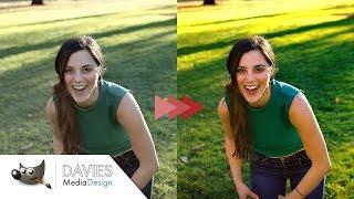 GIMP Tutorial: Top 5 Photo Enhancement Techniques