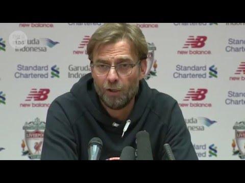 Liverpool 2 2 Newcastle   Jurgen Klopp post match press conference