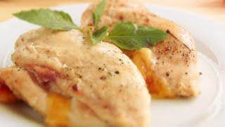 Нежнейшее куриное филе в духовке -- vikkavideo--простые рецепты
