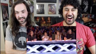 Mathematical Magician Leaves The Judges Speechless on America's Got Talent REACTION!