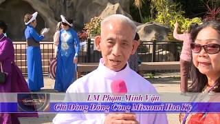 Mung Kinh Duc Me Lo Duc GD Tan Hien Dong Cong Santa Clara 2018