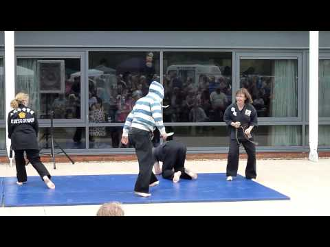 Kuk Sool Won self defence techniques Image 1