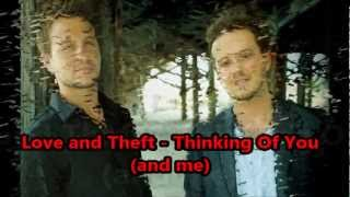 Watch Love  Theft Thinking Of You video