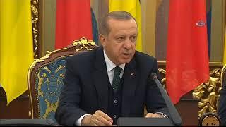 Erdoğan: ''Biz Kabile Devleti Değiliz, O Metnin Karşı Metnini Aynen Açıkladık''