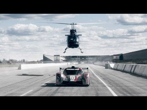 Team Betsafe Gumball 3000 '13 - Jon Olsson - Rebellion R2K
