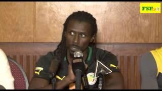 Conférence de presse d'avant match Sénégal - Madagascar