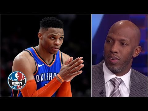 Download Lagu  Russell Westbrook is changing his game, and Chauncey Billups is impressed | NBA Countdown Mp3 Free
