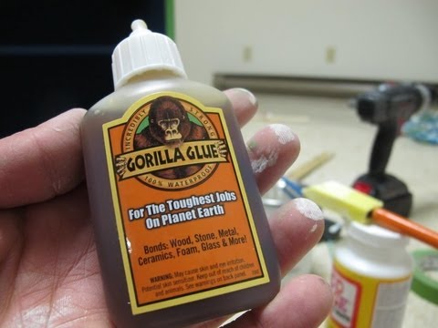 how to use gorilla glue pen