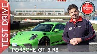 Porsche GT 3 RS a Ruote in Pista