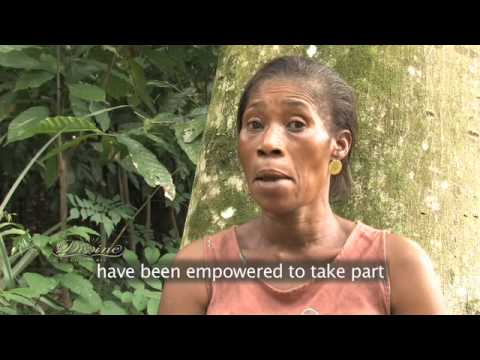 Divine Chocolate : Empowerment for women