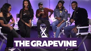Download Lagu The Grapevine Cast Talks Bruno Mars Controversy + Difference Between Appropriation vs Appreciation Gratis STAFABAND