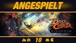 ANGESPIELT - Battlechasers