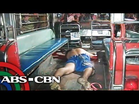 Jeepney driver shot dead in Manila